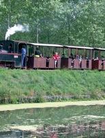 Train touristique Vallée de la Scarpe