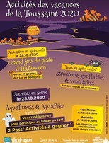 Happy Halloween au Dragon d'Eau