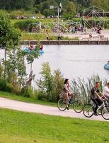 Ouverture des activités au Parc de La Porte du Hainaut