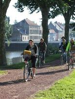 Rando vélo de Port à canal
