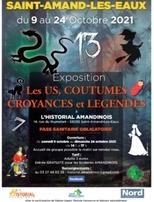 Expo : Les us, coutumes, croyances et légendes