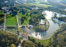 Parc de La Porte du Hainaut - Raismes