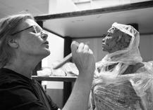 FEM, sculptures de Chantal CHEUVA - Saint-Amand-les-Eaux