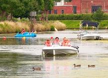 Activités au Port fluvial - Saint-Amand-les-Eaux