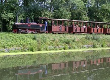Train touristique de la Vallée de la Scarpe - Saint-Amand-les-Eaux