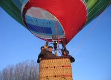 Vol en montgolfière - Wasnes-au-Bac