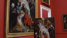 """Exposition """"copies de tableaux de Maîtres"""" de Catherine COURDIL-BOUTHINON et Jean-Marc GASPERI"""