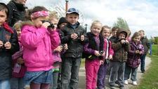 """Atelier jeune public """"Viens découvrir la biodiversité du canal de la Scarpe"""""""