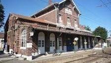 [JEP]  Une histoire ferroviaire: une ville, deux gares