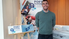 "Expo ""Le Port fluvial 10 ans"""