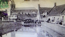 Abscon, village de l'Ostrevant