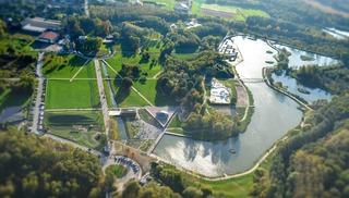 Parc Loisirs et Nature de La Porte du Hainaut - Raismes