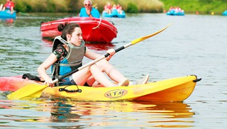 Kayaks - Saint-Amand-les-Eaux