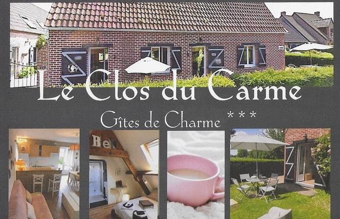 Gîtes Du Clos du Carme 1 - Saint-Amand-les-Eaux