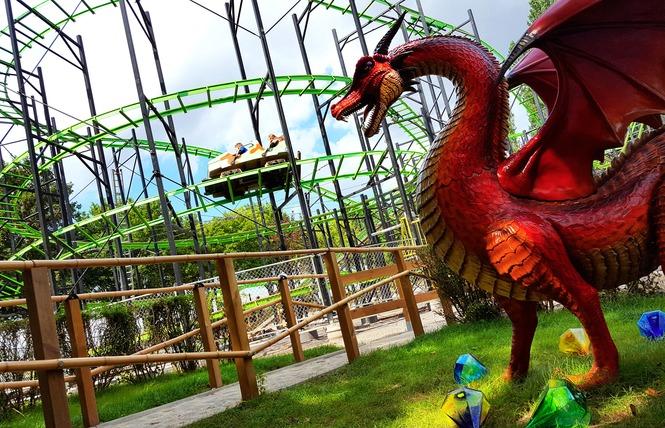 Parc d'attractions Le Fleury 2 - Wavrechain-sous-Faulx