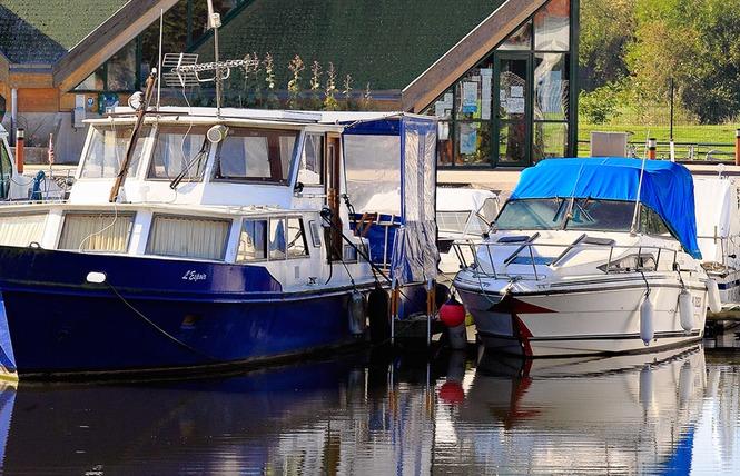 Port fluvial de La Porte du Hainaut 2 - Saint-Amand-les-Eaux
