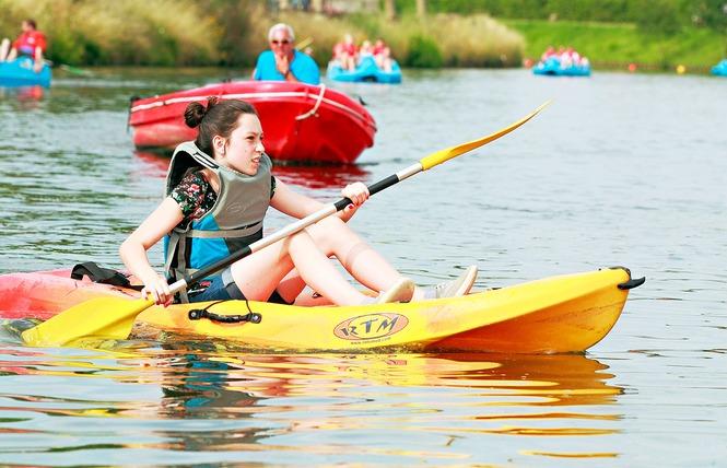 Kayaks 2 - Saint-Amand-les-Eaux