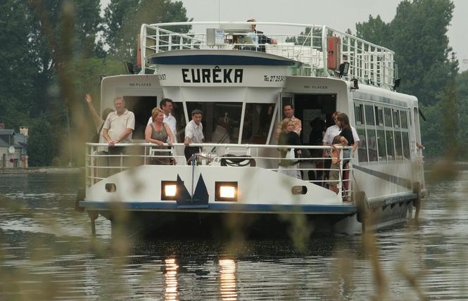 L'Eurêka 1 - Bouchain