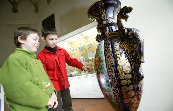 Musée de la Tour abbatiale de St-Amand-les-Eaux 1 - Saint-Amand-les-Eaux