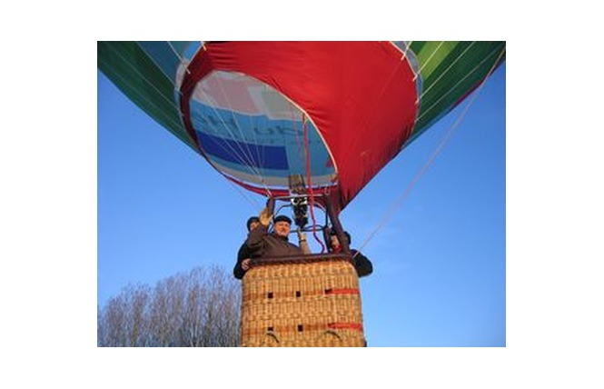 Vol en montgolfière 1 - Wasnes-au-Bac